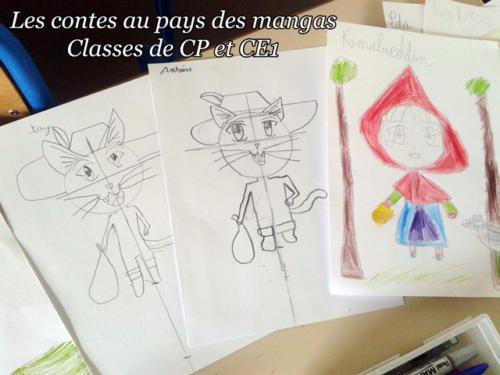 CP - contes